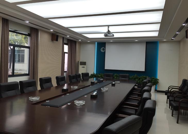 会议室使用软膜天花吊顶